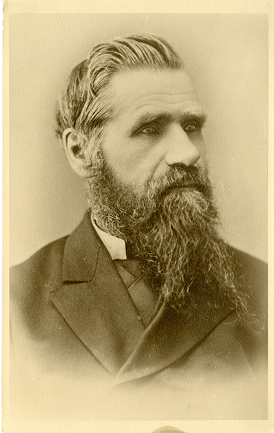 Stephen Nelson Haskell [1833–1922] was an evangelist, missionary and editor in the Seventh-day Adventist Church who became one of the pioneers of the Seventh-day Adventist Church in the South Pacific