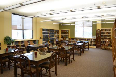 Heritage Research Center Reading Room